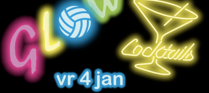 Vr 4 jan 19.30 uur:  Mixtoernooi en Nieuwjaarsborrel