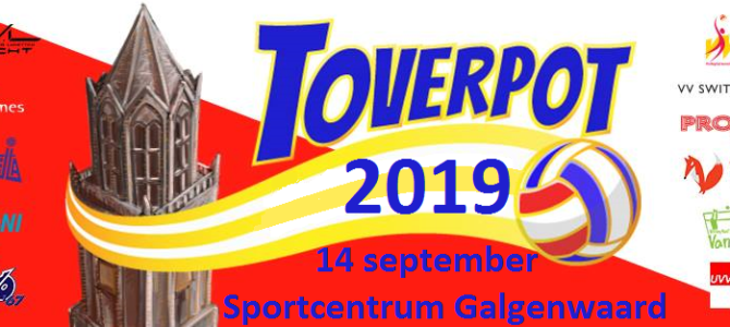 Inschrijving geopend: Toverpot toernooi 14 september
